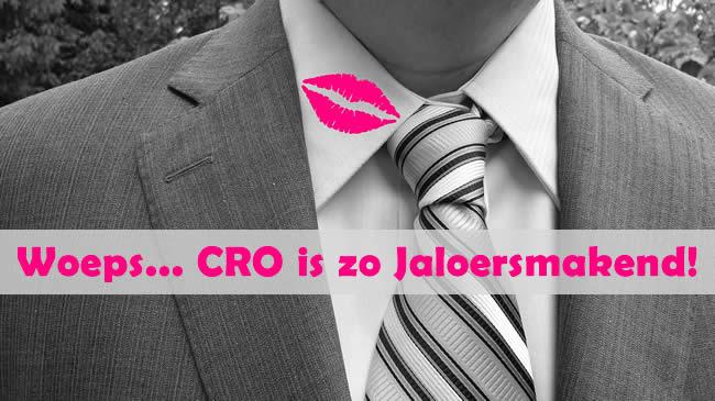 CRO Marketing is Jaloersmakend